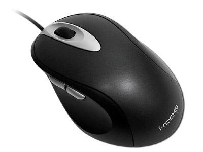 IR-7521L 1600dpi 5-Button Laser Mouse