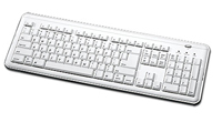 KR-6170M X-Slim I-MINI keyboard (for Mac + PC)